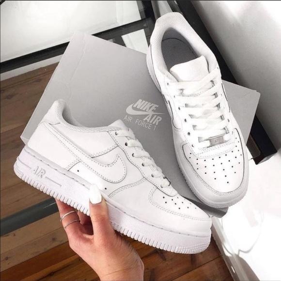Nike Shoes   Nwt Nike Air Force Triple